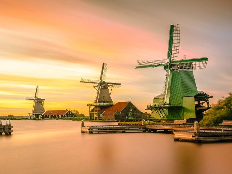 The Netherlands Vs Holland